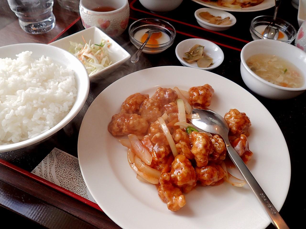 中華料理 匯豊楼