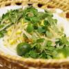 蓮香 - 料理写真:拌薄荷豆芽