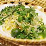 蓮香 - 拌薄荷豆芽