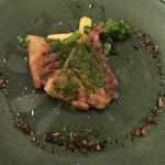 ビストロ モコ - 牛ステーキ