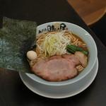 五代目晴レル屋  - 料理写真:とんこつ醤油ラーメン