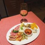 イタリア家庭料理 アドリア・ティコ -