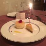 レストラン・タカノ - バースデー用ケーキ