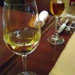 ビストロ ア ラ ドゥマンド - ワイン