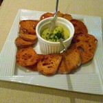 ビストロ ア ラ ドゥマンド - 真鱈とジャガイモペースト