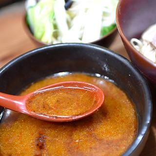 こだわりのスープ