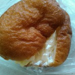 中井パン店 - アゲクリーム