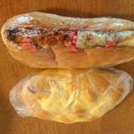 中井パン店 - ちくわパン、チーズパン