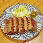 63098997 - 極上牛たん焼き1800円。