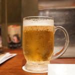 昇家 - ビール