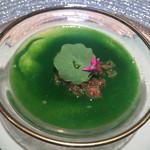 63100120 - ハマグリの茶碗蒸し