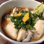 63101412 - 牡蠣酢(650円)
