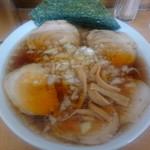 えびす丸 - 八王子チャーシュー麺