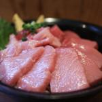清水港 みなみ  - 2017年2月再訪:限定特選本鮪丼☆
