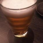 黒十 - 私の生ビール\(^^)/
