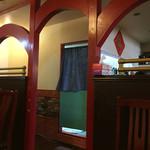 三和園 - 円卓席からの眺め