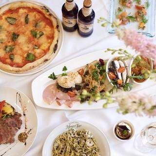 新年会予約受付中『大小宴会』×『イタリア料理』のお得なコース