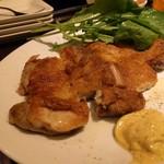 Koume - 地鶏モモ肉のコンフィ