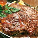 ウェルカムトゥザムーン - 特選牛ステーキ