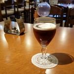 憩 - ウイスキーのカクテルのような「魅惑の炎 アイリッシュ・コーヒー」