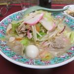 63106916 - ちゃんぽん麺(900円)