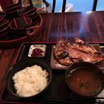食堂 おさか - 朝定食(金目鯛干物定食)