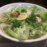 アジア屋台FO - 鶏肉と野菜のフォー