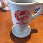 アンナミラーズ - おかわり自由のコーヒー
