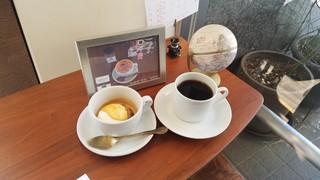 カザーナ・コーヒー 八日町店 - 休日のひと時を美味しいコーヒーで過ごします