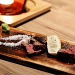 La Boca Chika - エアーズロック黒毛和牛もも肉