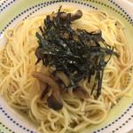 63115459 - 和風きのこ(サラダ・コーヒー付) ¥1,050