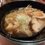 麺匠 竹虎 - 白出汁芳醇醤油ラーメン