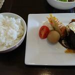 洋食 葉椰子 -