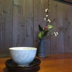 胡蝶庵 仙波 - お茶