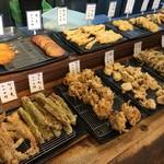 讃岐うどん 雷鞭 - 天ぷら系は110円均一