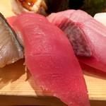 寿司 やまと - マグロ、ブリ