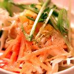 洋食屋BOSCA - セットのサラダ