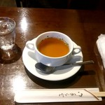 バンカム - スープ付き