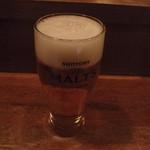 ちゃぼ - ビールだけ