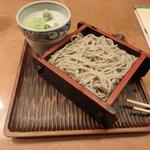 ごまそば八雲 札幌国際ビル店 - ミニ蕎麦