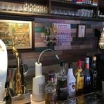 ピンク・エレファント - シンハービールの生ビールが飲めます!