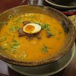 越後秘蔵麺 無尽蔵  - 担々麵