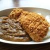 あさひプライムスキー場レストラン - 料理写真:スキー場の定番カレー