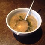 牛國 - スープ