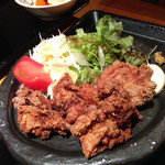 京都 丹波黒地鶏かずき -
