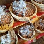 アンジェリック ヴォヤージュ - かわいい洋菓子がたくさん