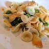 オステリア カヴァタッピ - 料理写真:ランチBコース[オレキエッティ 菜の花ソース](1,500円)