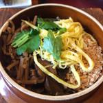 豊陣 - 170220釜めし(定食)