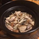 燻製創作居酒屋けむり - 燻製釜飯