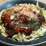 広島風お好み焼き ぐぁらく - 料理写真:肉たま 850円